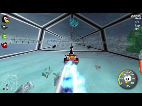 SuperTuxKart 0.8 - Episode 2 - Subsea track