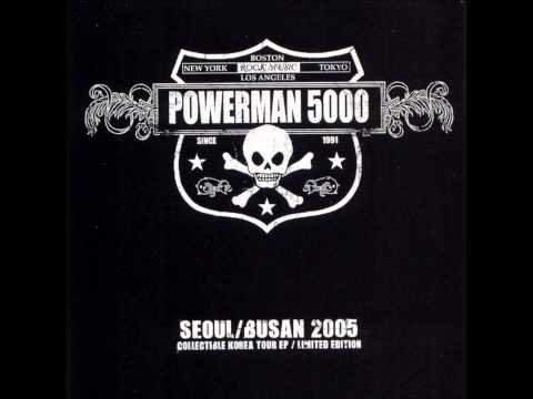Powerman 5000 - When Worlds Collide (Pitched Down)