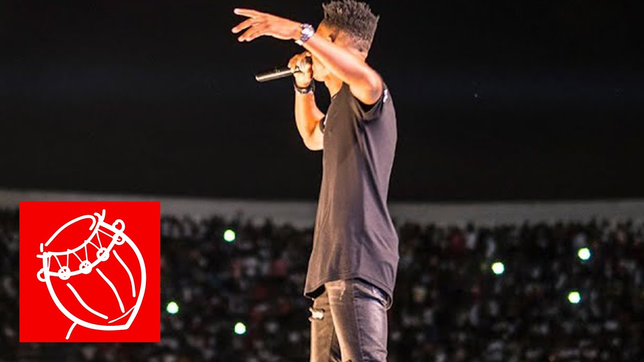 Kuami Eugene and Kidi with 'Lynx Effect' performance at the S Concert 2017