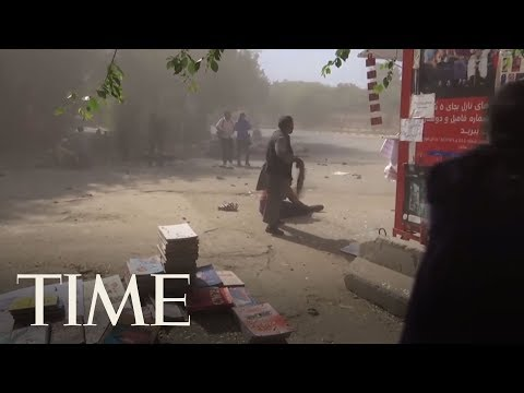 ISIS Claims Responsibility As Kabul Suicide Bombings Kill At Least 25 | TIME