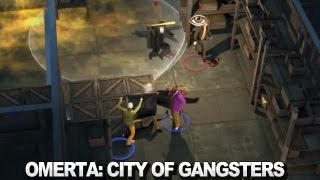 Omerta: City of Gangsters Combat Trailer