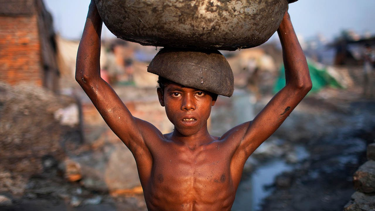 the rising problem of child labor in africa and asia