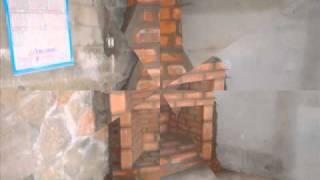 Remodelatucasa un aplauso para el asados viyoutube - Hacer una chimenea de obra ...