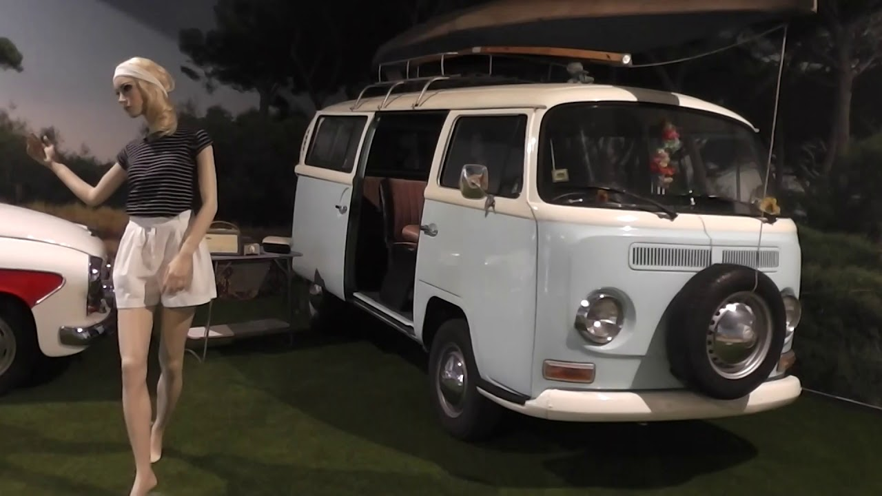 vw bus t2 volkswagen oldtimer vintage bus youtube. Black Bedroom Furniture Sets. Home Design Ideas