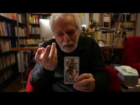 Tarot Reading by Alejandro Jodorowsky for Jonathan B