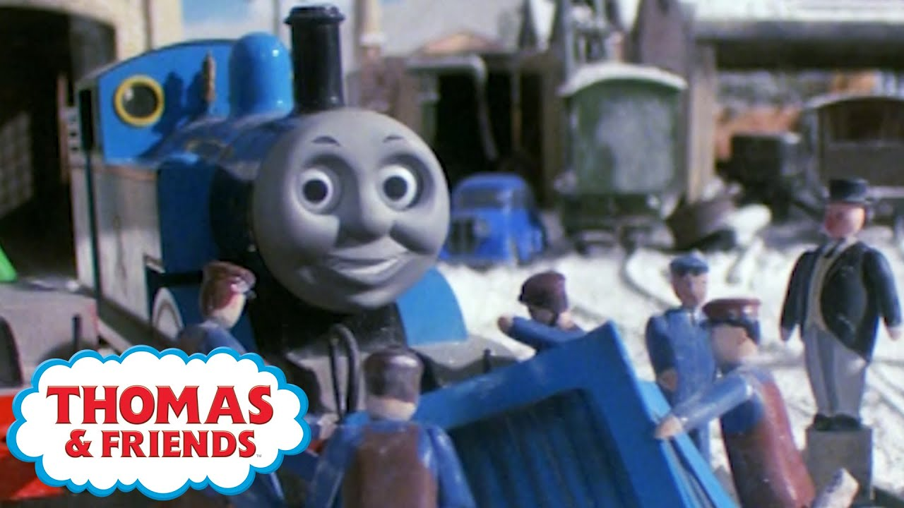 Thomas & Friends™ | Thomas Christmas Party | Throwback Full Episode | Thomas the Tank Engine