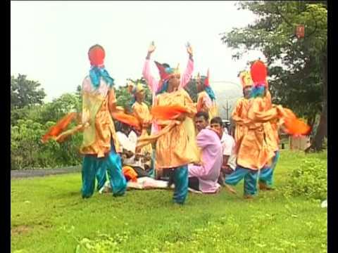 Panhuna Varsane Yeil Marathi Ganesh Bhajan [Full Song] I Dhinka Chika Shakti Tura