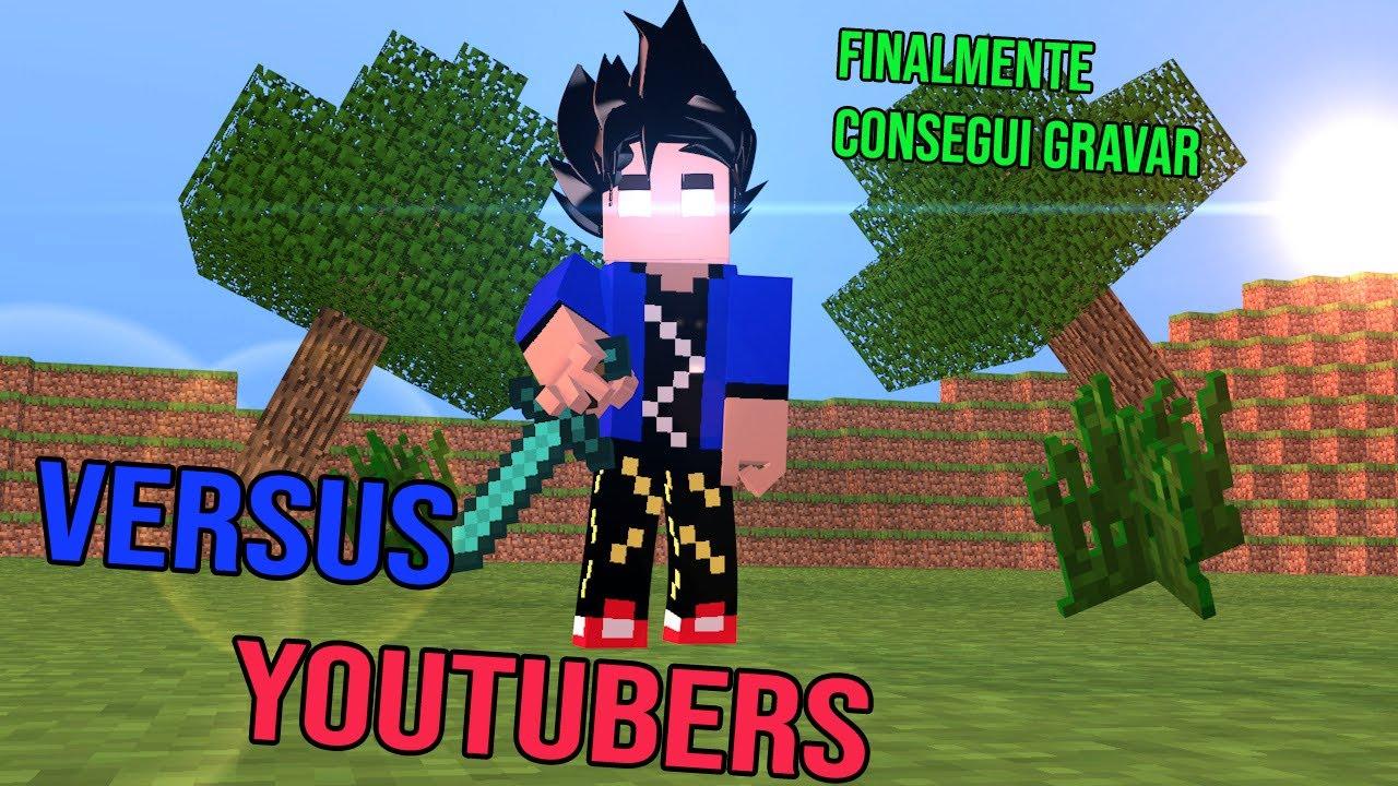 VERSUS DE VOLTA (Vs Youtubers)