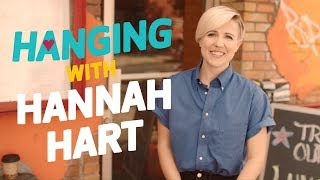 Hanging with Hannah Hart: Exclusive Q&A | Food Network