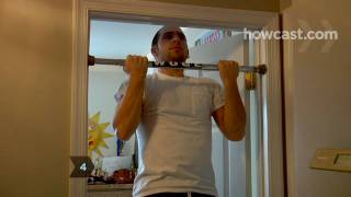 How to Do a Chin-Up