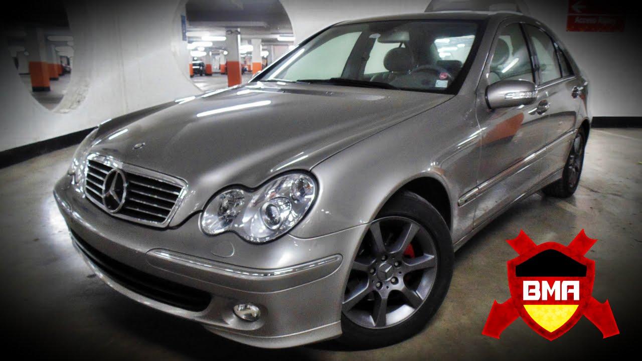 [W203] My MercedesBenz C200 Kompressor Elegance (2