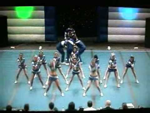 Pacific Seniors - Cheer & Dance