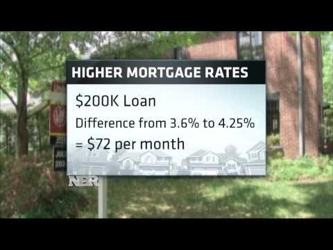 Higher interest rates & housing