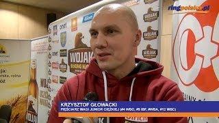 Krzysztof Głowacki: Mój wymarzony cel to Marco Huck
