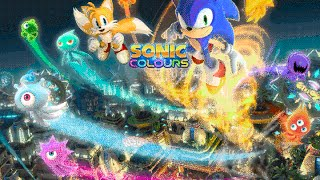 Sonic Colors 8bit - Reach for the Stars
