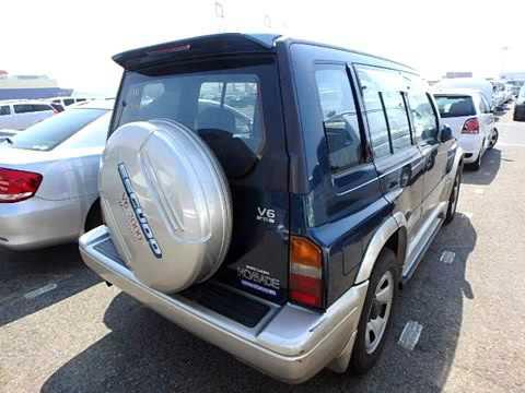 Used Suzuki Escudo Cars For Sale   SBT Japan