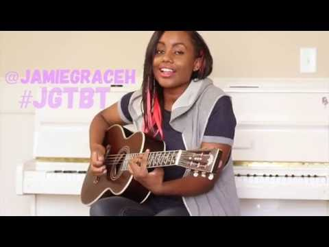 #JGTBT Happy - Ayiesha Woods cover by Jamie Grace