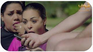 جوزها عايز يطلقها ورئيس العصابة عايز ينتقم منها 😱😂 مسلسل يوميات زوجة مفروسة شوف دراما