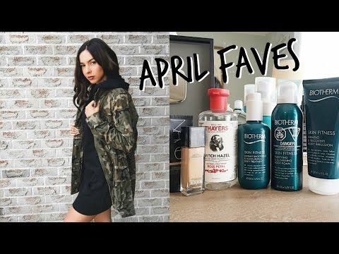 April Favorites 2017