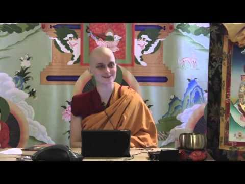 35 Nagarjuna's Precious Garland Review Part 6 with Ven. Jampa 01-07-16