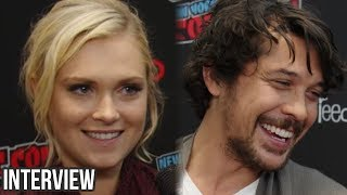 Eliza Taylor & Bob Morely TEASE Details About CW's 'The 100' Season 6 at NYCC