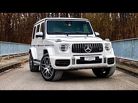 Mercedes G63 AMG - Stronger Than Time 40 Years Edition - Test & Review