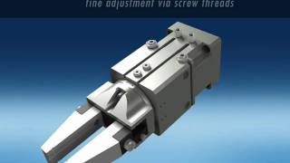 SCHUNK GSM Gripper Rotary Combination