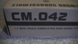 CYMA CM.042 (Full Wood and metal)