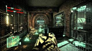 Crysis 2 Multiplayer Gameplay/Commentary German Part 1