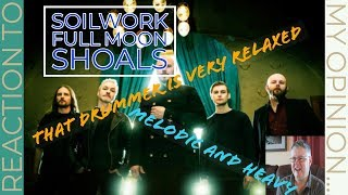 First Listen to Soilwork - Full Moon Shoals Reaction/Review