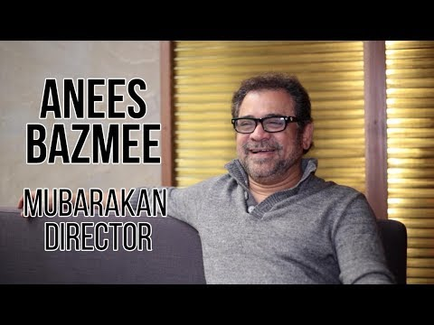 Mubarakan Director Anees Bazmee Opens Up About Casting Anil Kapoor & Arjun Kapoor Together