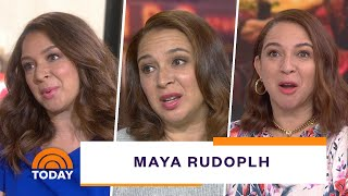 Wine Country' And 'SNL' Star Maya Rudolph Reflects On Acting, Favorite Roles