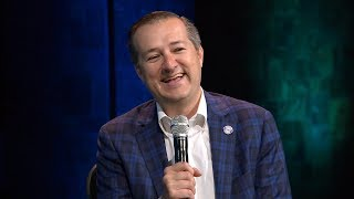 Tom Ricketts interviewed by Steve Carter at Willow Creek Community Church