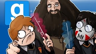 Gmod Ep. 51 HAGRID'S ADVENTURE! - With Daithi De Nogla! (Parkour, Puzzles and Combat)
