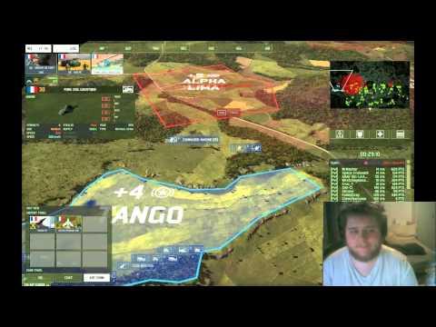 [Stream Footage 13/10/14] Wargame: Red Dragon Pt.1!