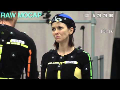 The Last Of Us: Annie Wersching  Tess mocap process