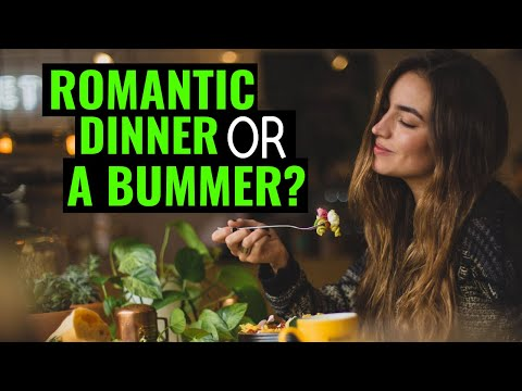 Who Should Pay The Bill On a First Date?