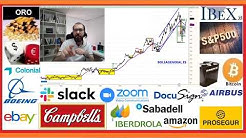 🚦Resumen semanal INVERSION en ►BOLSA📈 con David Galan 7 junio 2020
