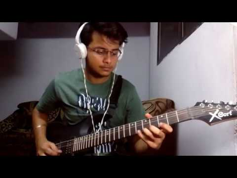 Tera Yaar Hoon Main Instrumental Guitar Cover   Shubham Joshi