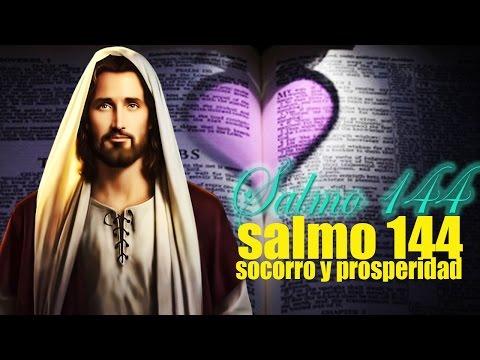 Salmo 144 ORACIÓN PODEROSA PARA PEDIR SOCORRO Y PROSPERIDAD. y para la destrucción de enemigos