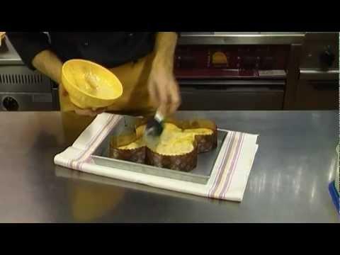 Colomba pasquale con pasta madre ricetta