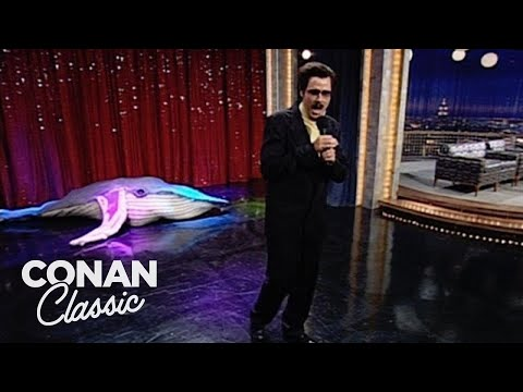 """Will Ferrell As Robert Goulet - """"Late Night With Conan O'Brien"""""""