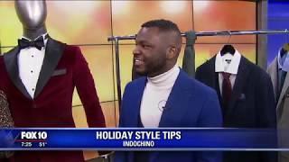 Holiday fashion with Indochino