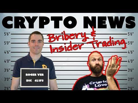 Roger Ver Bribes Chief Economist... Tron Lures ETH Devs... NEO Vulnerability Update