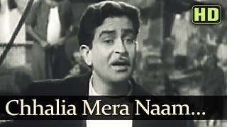 Download Video Chhalia Mera Naam - Chhalia Songs - Raj Kapoor - Nutan MP3 3GP MP4