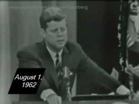 President John F. Kennedy on Negro Civil Rights in Albany, Georgia, August 1, 1962