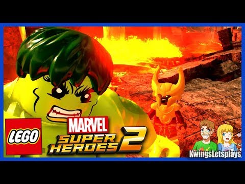 LEGO Marvel 2 Free Roam Adventures Part 23 Job for Heimdall