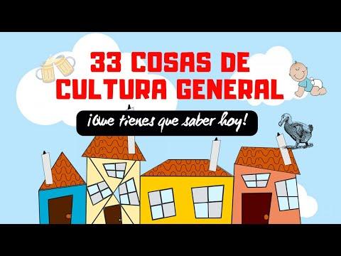 ¡33 DATOS DE
