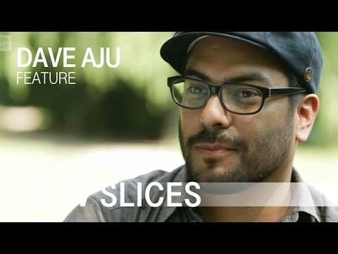 Dave Aju Feature (Slices Issue 3-12)