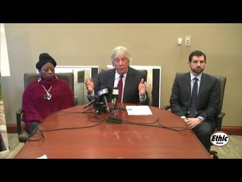 Ken'neka Jenkins Freezer Death Lawsuit w' Tereasa Martin & Attorney Geoffrey Fieger (Full) 12-18-18.